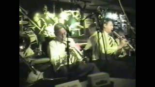 "Chris Blount`s N. O. Band (GB) ""Yaaka Hula Hickey Dula"" Cotton Club Hamburg 09.03.1996"