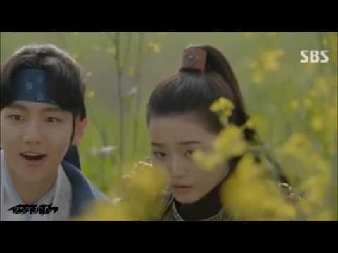 Baekhyun X Z Hera Scarlet Heart (Say Yes)