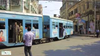 Tram Train In Kolkata