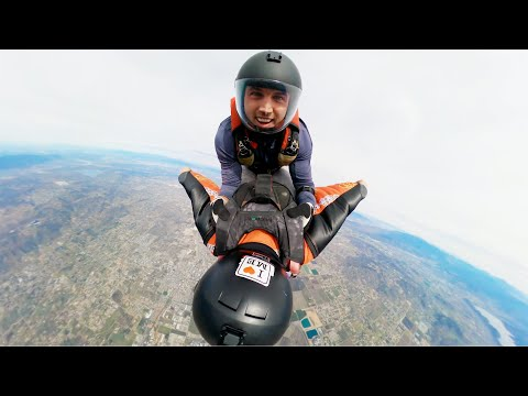 Wingsuit Rodeo at Skydive Perris | VLOG¹ 31