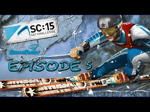 Let's Play Ski Challenge 15 - Episode 5: Munich and Schladming (Bonus Races)