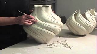 How to Turn A Wheel-Thrown Pot Into A Lighter-Than-Air Sculpture | JENNIFER McCURDY