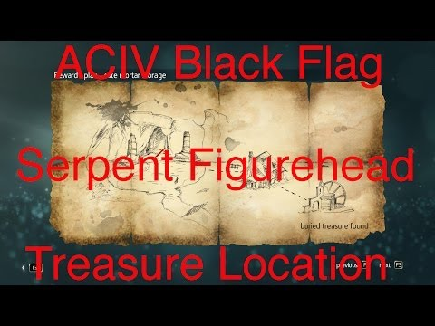 ACIV - Serpent Figurehead Treasure