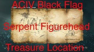 ACIV - Serpent Figurehead Treasure