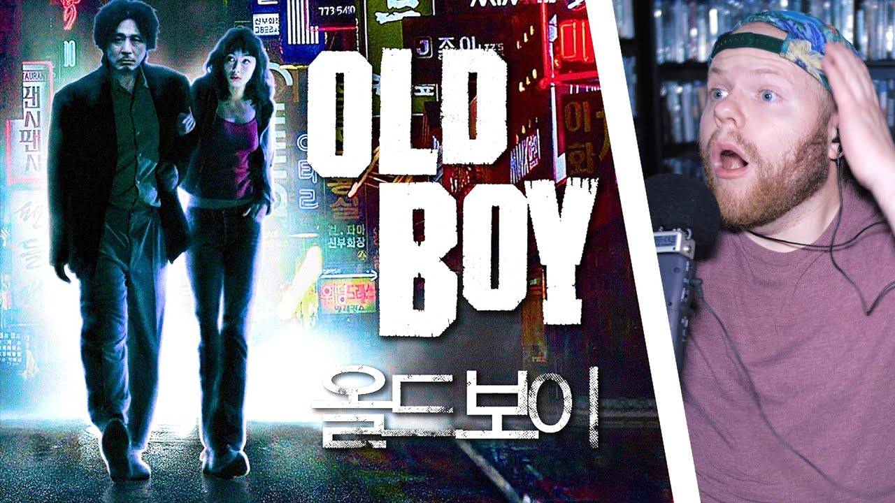 Download OLDBOY (2003) MOVIE REACTION!! FIRST TIME WATCHING!