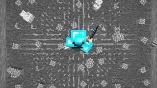 Minecraft pickaxe confusion