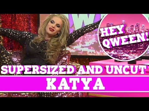 Katya on Hey Qween With Jonny McGovern Pt 1 | Hey Qween