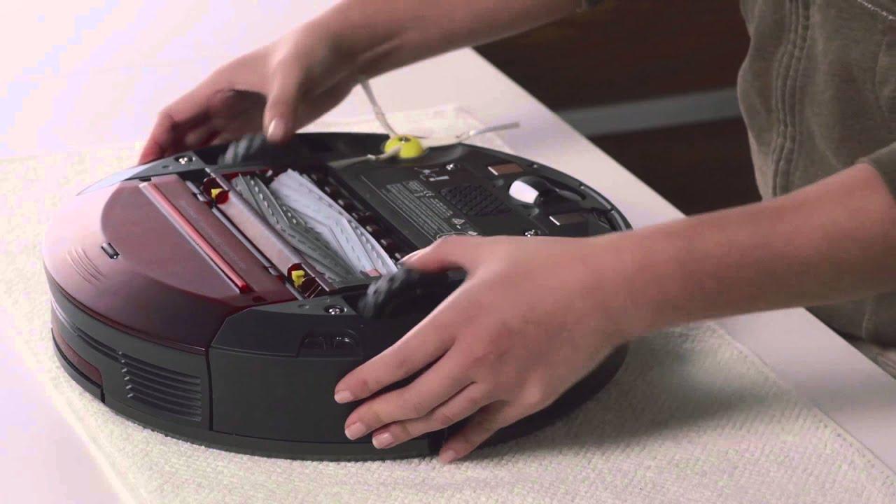 Fixing Wheel Problems With Roomba 980 Robot Vacuum Youtube