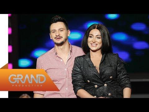 Andreana Cekic i Emir Djulovic - Kad zamirisu jorgovani - (LIVE) - HH - (TV Grand 06.11.2018.)