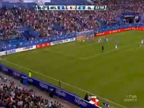 Preseason Friendly - Montreal Impact vs Olympique Lyon - FIRST HALF 24/7/2012