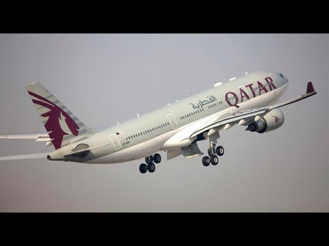Qatar A330 Business Male to Doha / Flight Review #10 / The Way We Saw It