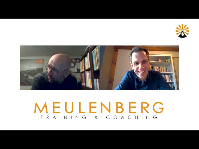 #10 LEEF! Podcast: kwetsbaarheid. Ruud Meulenberg & Marc Routs