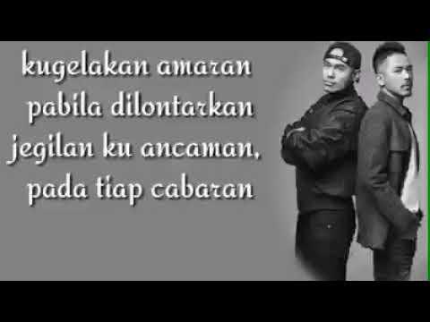 Hazama Feat. Altimet-Aku Bukan Dewa (LIRIK)