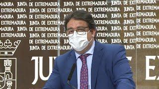 """Extremadura descarta su confinamiento porque """"no se da ningún criterio"""""""