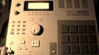 Nujabes - Feather  MPC2000