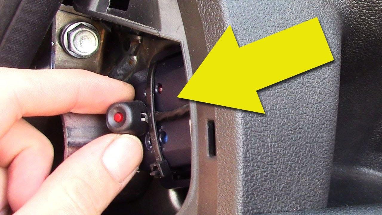 """Почему каждый водитель обязан знать где и зачем в автомобиле кнопка """"Валет""""?"""
