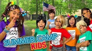 types-of-kids-summer-camp---comedy-funny-skits-gem-sisters