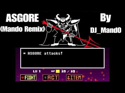 Asgore (Mando Remix) (Extended)
