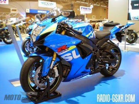 2016 Suzuki Gsxr 750 Review Official