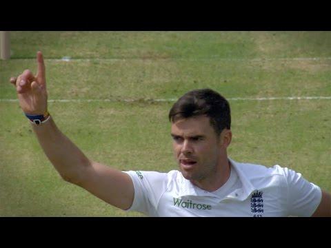 The best of James Anderson including Ashes wins & dismissing Sachin Tendulkar