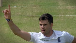 The best of James Anderson including Ashes wins & dismissing Sachin Tendulkar