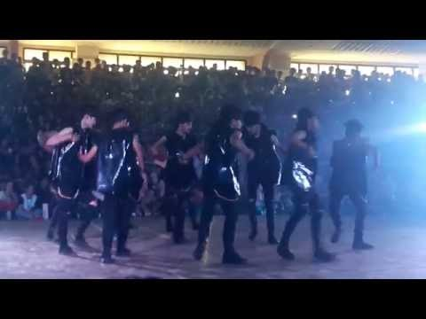 CPERS KINEMATIX / WMSU PALARO  2016 / Pop Dance Competition