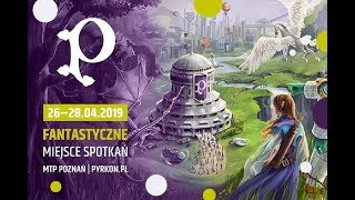 Pyrkon 2019 - Taoczinowa Mafia