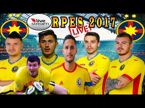 Livestream PES 2017 Romania Cariera Cu Steaua + FIFA 17 Ultimate Team