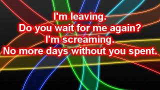Download Hearts Burst Into Fire (Acoustic) - Bullet For My Valentine (lyrics on screen~) MP3 song and Music Video