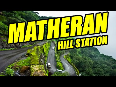 Matheran  Matheran Hill Station | Matheran Toy Train | Matheran in Monsoon | Matheran waterfall