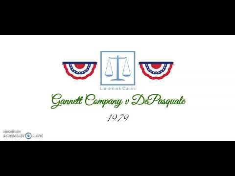 Gannett Company v