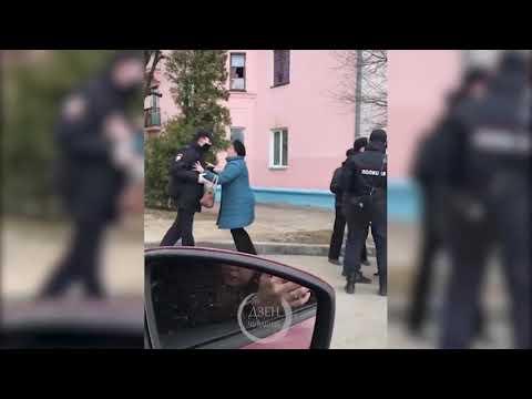 Эмоциональное задержание в Чебоксарах за нарушение самоизоляции?