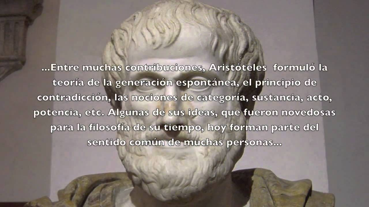 Frases De Aristóteles: Aristóteles. Biografía Para Primaria.mov