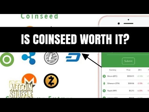 Coinseed Invests Spare Change Into Cryptos, Here's Our Review