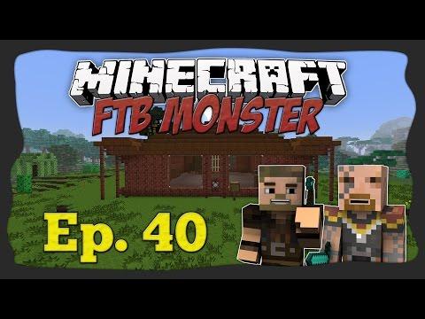 Let's Play FtB Monster - 40. osa - Neetud maa