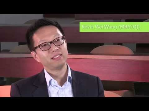 Kevin Wei Wang (MBA'04J) on Careers at McKinsey
