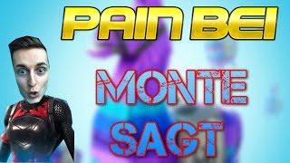 Pain bei Monte sagt  😂 😂  | PAIN STREAM Highlights