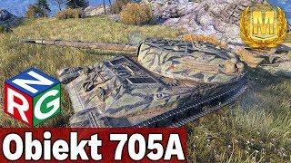 CZOŁG RNG - OBIEKT 705A - World of Tanks