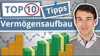 10 Tipps um einfach reich zu werden! | Finanzfluss
