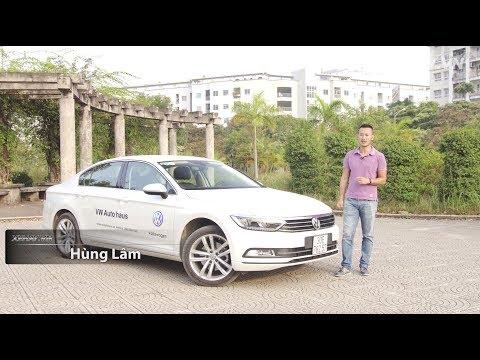 nhận xét xe Volkswagen Passat nhập khẩu giá 1,45 tỷ đồng |XEHAY.VN|