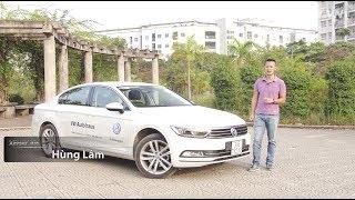 Đánh giá xe Volkswagen Passat nhập khẩu giá 1,45 tỷ đồng  XEHAY.VN 