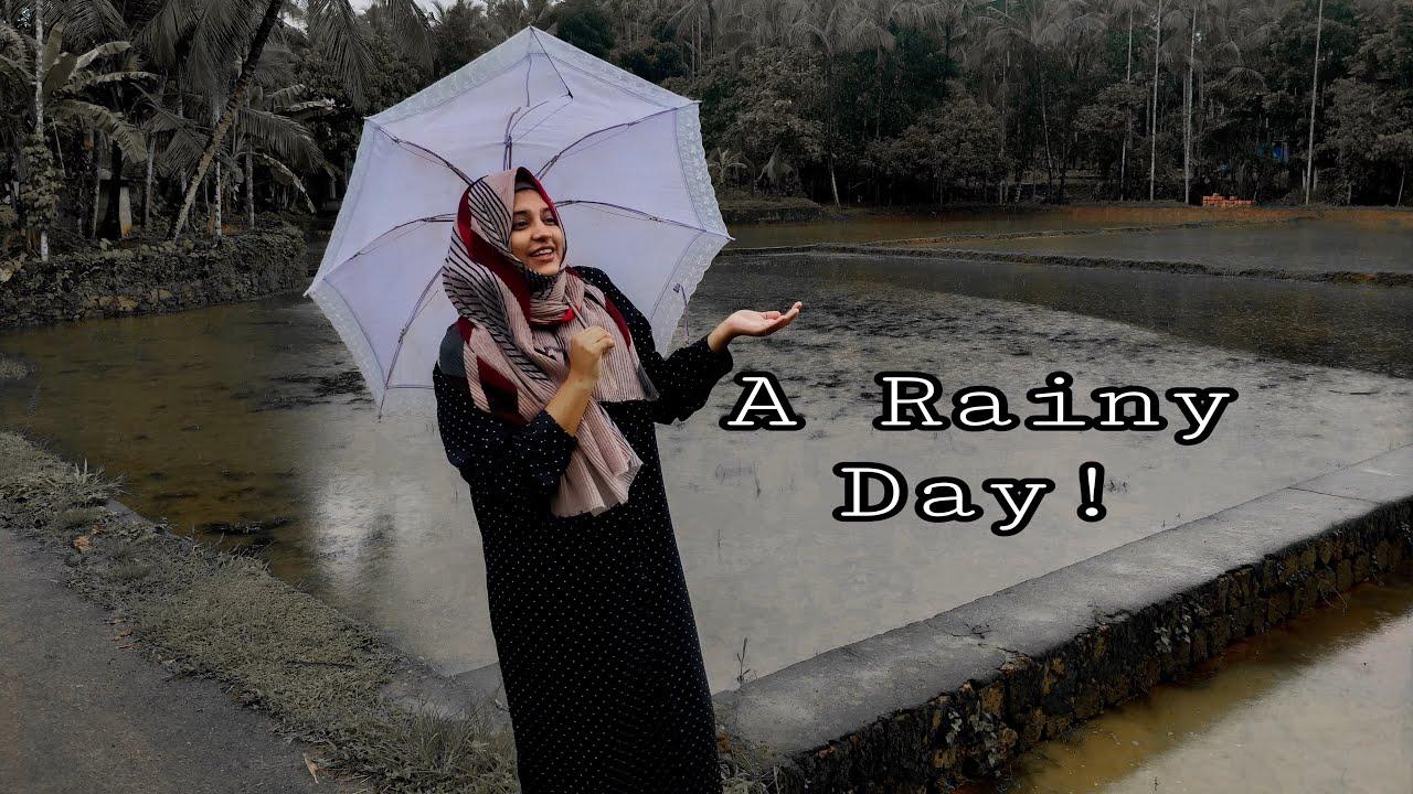 മഴയത്ത് ഒരു ദിവസം😍|Gilmpse Of This Monsoon|A DAY IN MY SISTER'S Home|Naju Vlogs|Rainy Day CLIPS|