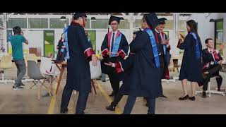 Zaman University - Class of 2018 (BAF, MIS & BUS)