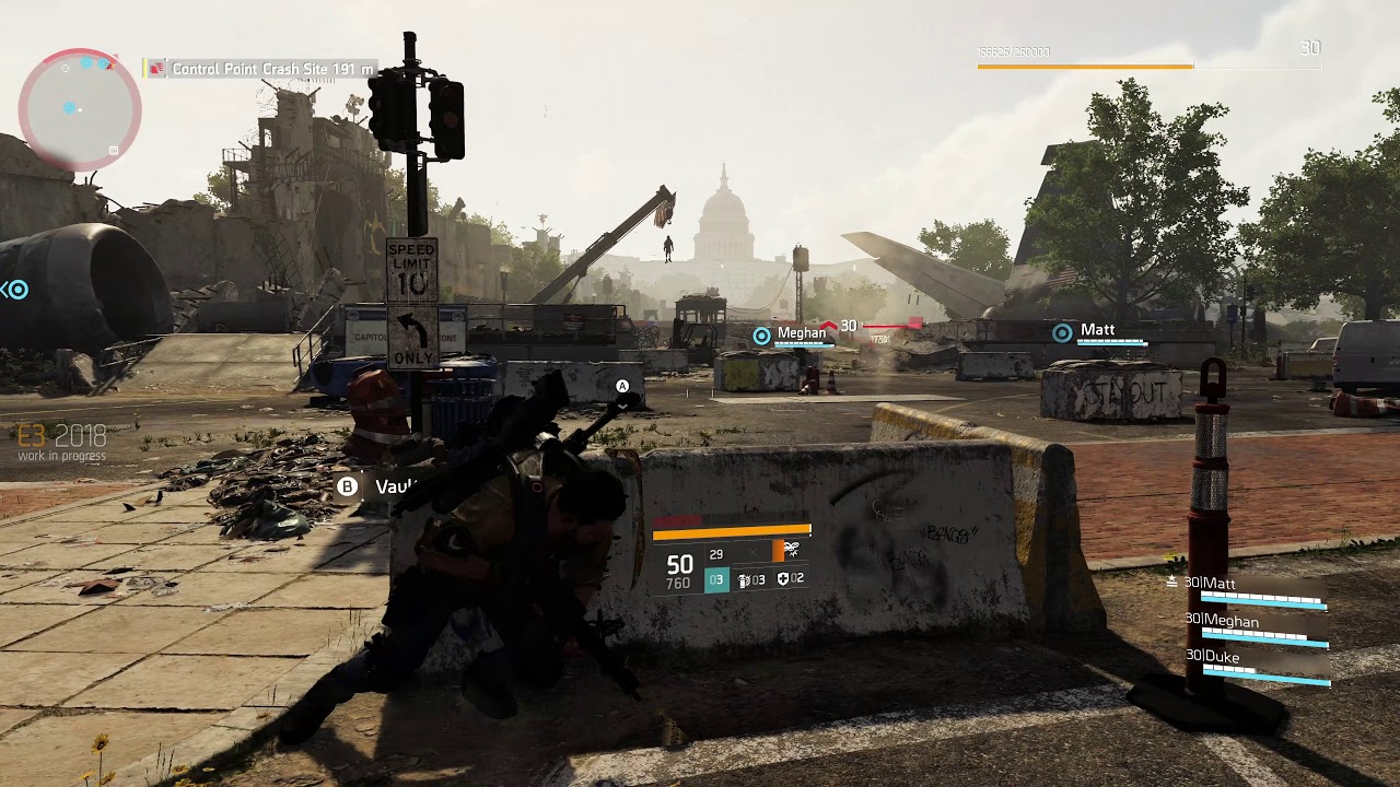 The division gameplay trailer download