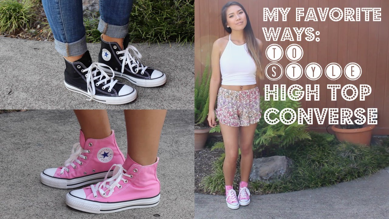 7f20c8751a My Favorite Ways to Style High Top Converse