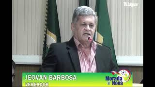 Jeovan Barbosa Pronunciamento 17 11 17
