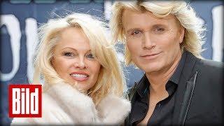 Pamela Anderson in Köln! Ex-Baywatch Nixe macht Werbung für Hans Klok