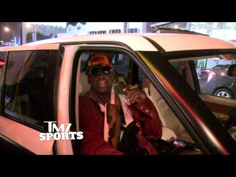 Dennis Rodman -- 'The Interview' Was Cool with Me | TMZ Sports