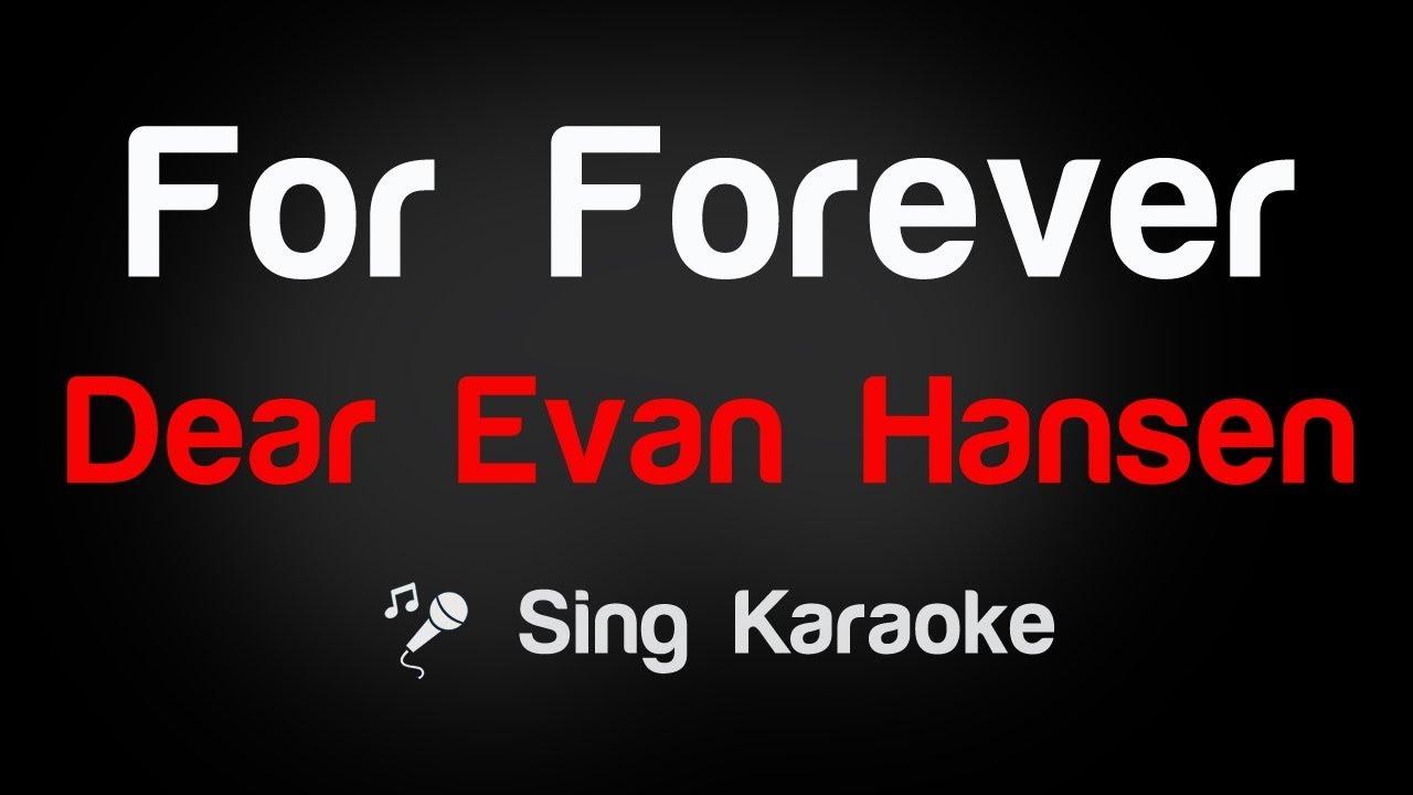 dear-evan-hansen-for-forever-karaoke-lyrics-ktventertainment