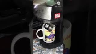 세인트갈렌 디 카페 CM6811 커피머신으로 에티오피아…